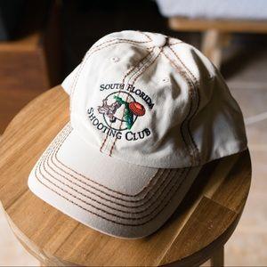 South Florida Shooting Club Logo Baseball Cap Hat!